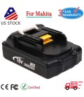 For Makita BL1820B 18V Compact Lithium-Ion Battery BL1815N BL1830 LXT 1.5Ah New