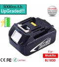 3.0Ah 18V 1830B Battery for Makita Lithium-Ion BL1830 BL1815 BL1840 LXT Tools US