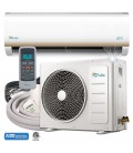 9000 BTU Ductless Mini Split Air Conditioner and Heat Pump 15 SEER 110 VOLT