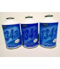 3 Cans R134a Refrigerant AC 12oz can Johnsen's USA 134a A/C Auto air conditioner