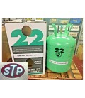 R22 R-22 Refrigerant 22, 10 lb Cylinder, Virgin Pure (Made in USA) Refrigeration