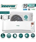 12000 BTU 19 SEER Inverter Ductless Mini Split AC System COOL Only 230V INNOVAIR