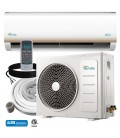 12000 BTU Ductless AC Mini Split Air Conditioner and Heat Pump 15 SEER 110 VOLT