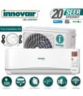 18000 BTU 20 SEER Inverter Ductless Mini Split AC System Cool Only 230V INNOVAIR