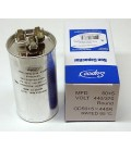 Air Conditioning HVAC Round Dual Motor Run Capacitor 50 + 5 MFD 440 Volt
