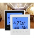 Home Digital Heating Programmable Thermostat Temperature Controller LCD NTC