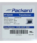 Packard PF42440--24 VOLT HVAC transformer  (120v/208v/240v to 24VAC-40VA output)