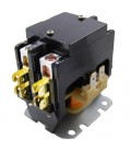 Packard C230B 30 AMP 120 VAC Double 2-Pole Definite Purpose Contactor
