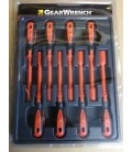 GearWrench 82901 8 Piece SAE Insulated Nut Driver Set